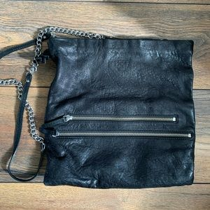 Stella and Dot leather bag